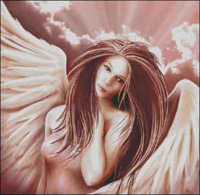 s00-454. Ангел