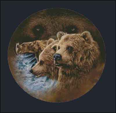 s02-197 Медведи