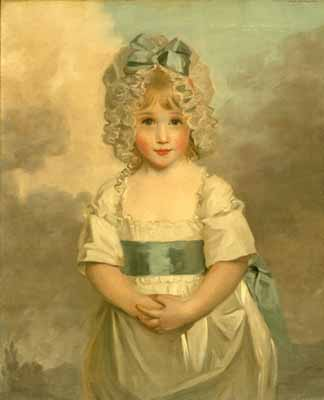 s03p-002 Портрет девочки