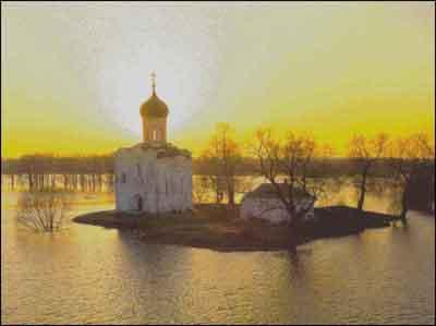 s04-266 Церковь Покрова на Нерли