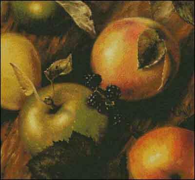 s05-021 Яблочный Спас