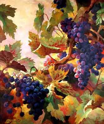 s07vn-003 Виноград
