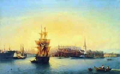 s22-002 Таллинская гавань