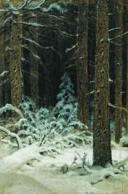 s33-015 Зимой