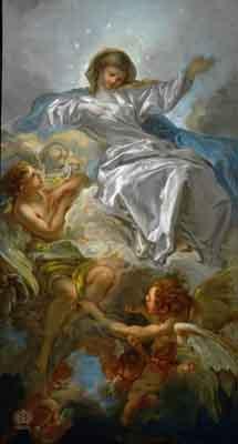 s39-032 Вознесение Девы Марии