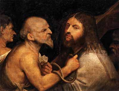 s66-002 Христос, несущий крест