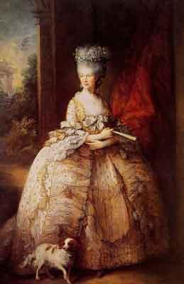 s76-005 Королева Шарлотта