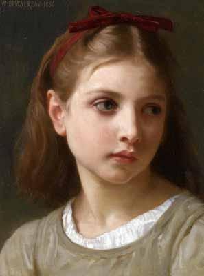 s81-017 Маленькая девочка