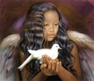 s88-011 Ангел всепрощения