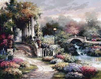 s93-004 Classic Garden Retreat