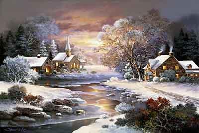 s93-016 Winter Church