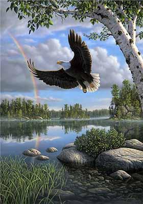 s95-040 На крыльях орла